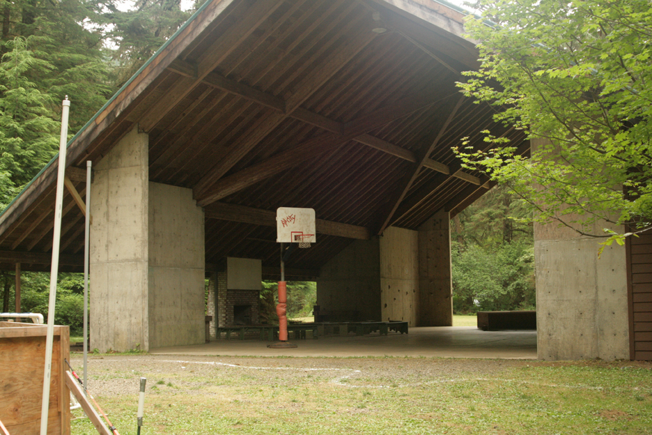 Facilities Important To Outdoor School Drift Creek Camp